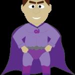 Superhero Tax Man