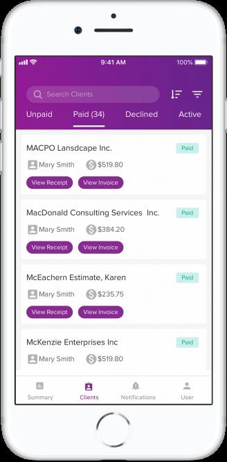 Phone-screen-paid-CA