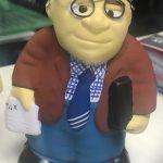 Tax Man dressed up